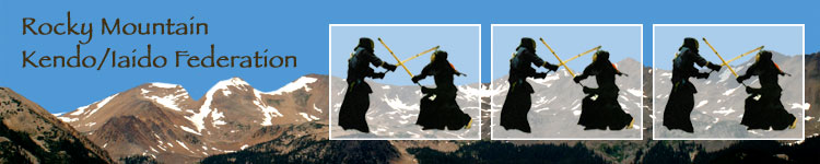 Rocky Mountain Kendo iadio Federation